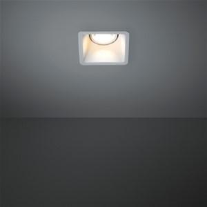 MODULAR - LOTIS SQUARE FOR LED GE WHITE STRUC
