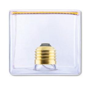 Segula - LED Floating Cube 86 inside clear 8W 450lm CRI+95 2200K E27 320lm