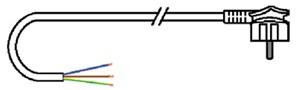 CERAMCO - SNOER 3G1,5-1,5M/60MM W