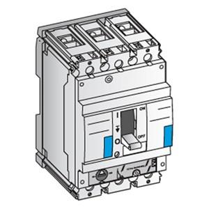 ABB Vynckier - FD160-Breaker-50kA FDN36TD160G