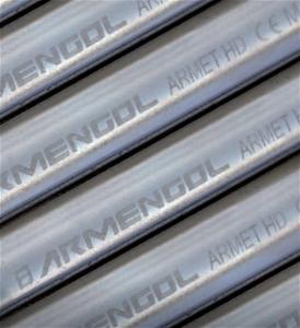 GSV - METALEN BUIS, ZONDER SCHROEFDRAAD - GALVANISCH M63