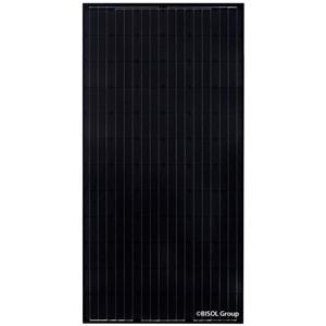 BISOL - Bisol XL paneel 395W, Mono, Full Black