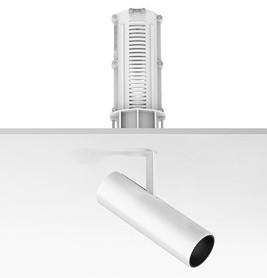 FLOS - FINDME 2 NO TRIM POWER LED WHITE 860LM 2700K CRI90 10W
