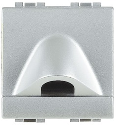 Bticino - LL kabeluitvoer 9,5mm Tech