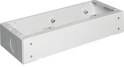 HAGER - Sokkel IP44 550 x 100 x 205 mm