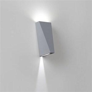 DELTA LIGHT - TOPIX L X 2 x LED 3,5W incl. ALU GRIJS