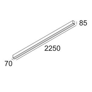 DELTA LIGHT - STREAMLINER 70S P4883 W