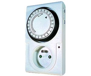 Elimex - 1FD/2A 24H Mechanical timer