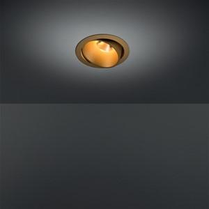 MODULAR - SMART KUP 115 ADJUSTABLE LED 2700K SPOT GE GOLD