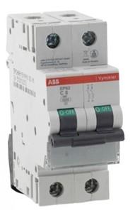 ABB Vynckier - EP60 automaat 6kA 2P C 16A