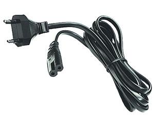 Elimex - BB-6706/85 Cordset black 2m