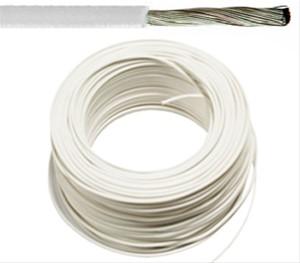 VOBst draad 1,5 mm² - wit (H07V-K) - VOBST15WI