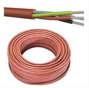 SIHF 3G2,5 flexibele silicone kabel - per meter of op rol - SIHF3G2