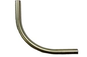 GSV - METALEN BOCHT 90° - RVS AISI 304 M20