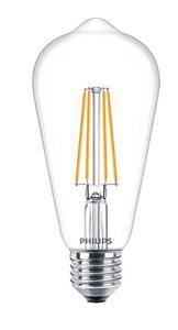PHILIPS - CLA LEDBulb D 8-60W ST64 E27 827 CL