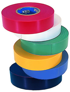 Elimex - PPP-PVC Tape 6 colors / card