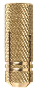 ELEMATIC - Zware plug T51 messing ELEMATIC M10 12X32