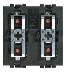 Bticino - Bediening My Home 2 drukknoppen - 2 modules