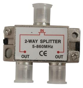 Elimex - 2242 2-way splitter