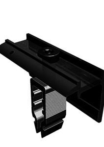 SCHLETTER - Rapid16 eindklem H 30 - 40 Zwart