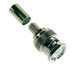 Elimex - SVP-515-C2 BNC male connector/RG-59