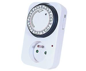 Elimex - 1EF/2A Week mechanical timer