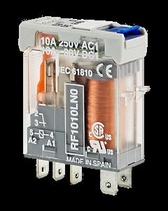 RelayGo - Interfacerelais 230Vac, 1w 10A, AgNi
