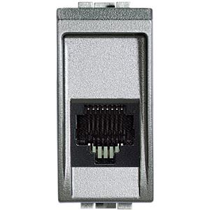 Bticino - Light Tech RJ11 connector .