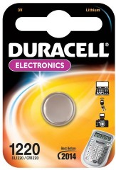 DURACELL - Duracell Electronics (DL1220)