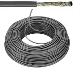VOBst draad 1,5 mm² - grijs (H07V-K) - VOBST15GR