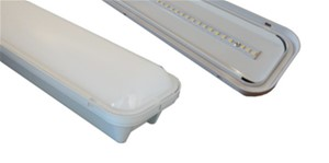 TECO - Armature IP65 Teco Platine LED LIMA 1x150cm 4000K 4 outputs
