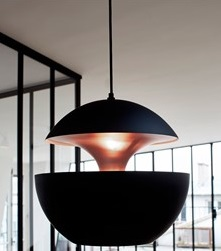 DCW EDITIONS - Hanglamp 450 Bl-Cop