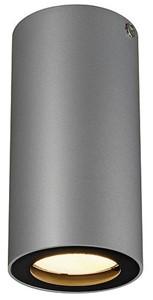 SLV LIGHTING - Enola_B CL-1, plafondlamp, GU10 35W 230V. grijs/zwart