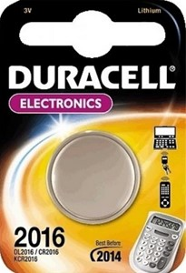 DURACELL - Duracell Electronics (DL2016)