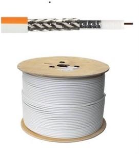 Coax kabel FRNC - 75 Ohm - Telenet / VOO - per meter of op rol - TRI6