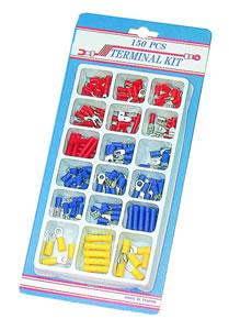 Elimex - TCK-18 Tray card kit 150 pcs terminals