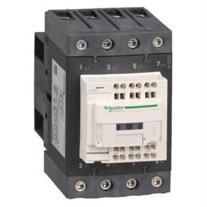 SCHNEIDER - CONTACTOR EVERLINK 4P AC1 80A