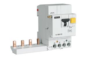 TECO - Blocdifferentieel TC 4P max 63A 100mA Type A