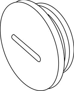 KLEINHUIS - BLINDSTOP POLYSTYREEN/PG