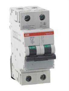 ABB Vynckier - EP30 disjoncteur 3kA 2P C 2A
