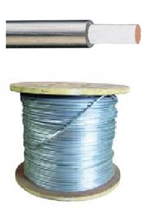 Aardingslus 35 mm² lood/koper (koper 10mm², per meter)