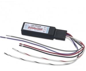 DELTA LIGHT - LED POWER CONVERTOR 48V-DC TO 700 MA-DC / 25W DIM1