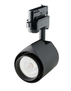 UNI-BRIGHT - Trackspot Led - Adapter 3-Phase Incl. Driver - Zwart