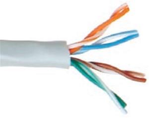 Niet-afgeschermde U/UTP Cat. 5e kabel - per meter of op rol - UUTP5E