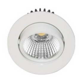 INDIGO - AL1014RD LED 9W 830LM 3000K 38° V:20° MAT WIT