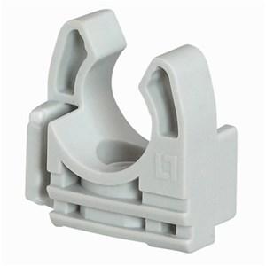 """Legrand - Buisklem polyamide voor buis 1"""" (25) grijs"""