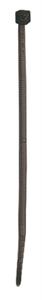ELEMATIC - Kabelband zwart UV-bestendig 140 x 3,6