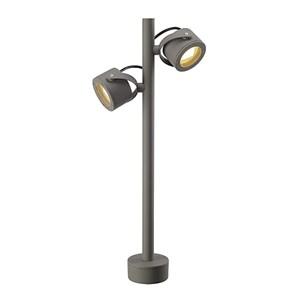 SLV LIGHTING - SITRA 360 SL, BORNE, GRIS FONCE, GX53, MAX. 2X9W