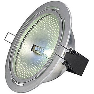 SLV LIGHTING - H10 HQI DOWNLIGHT 150W, WIT