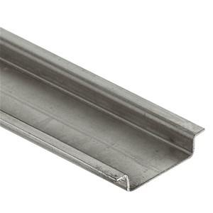 Legrand - Rail EN 60715 - 2 meter diepte 7,5 mm - symmetrisch